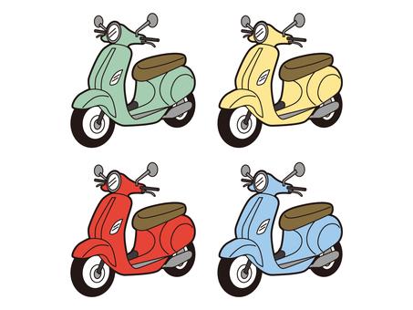 輕便摩托車