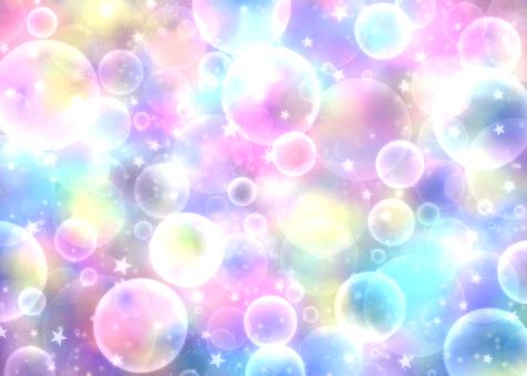 泡泡銀河夢川