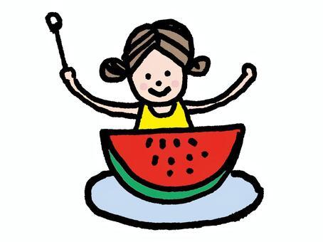 Watermelon (color)