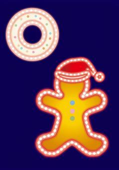 霓虹灯标志·糖果