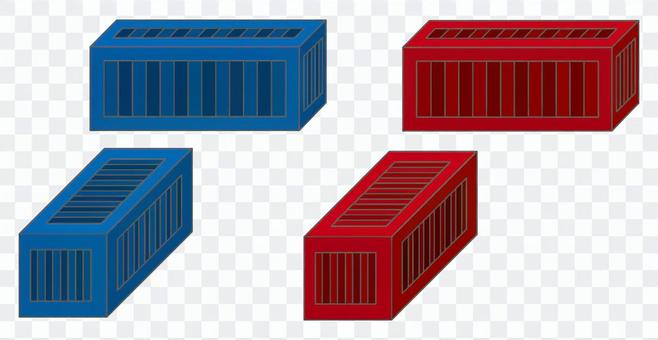 City series container