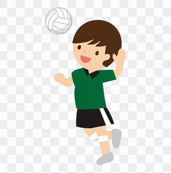排球(男)