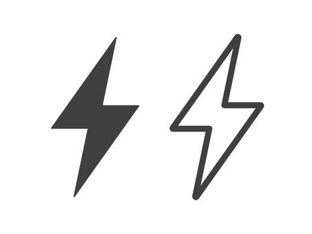 Lightning mark set