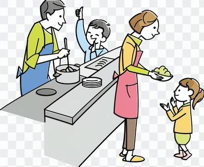 家庭4人 -  09