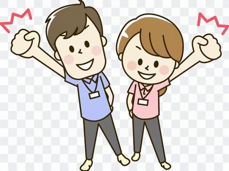 男式和女式Polo衫2-5 o