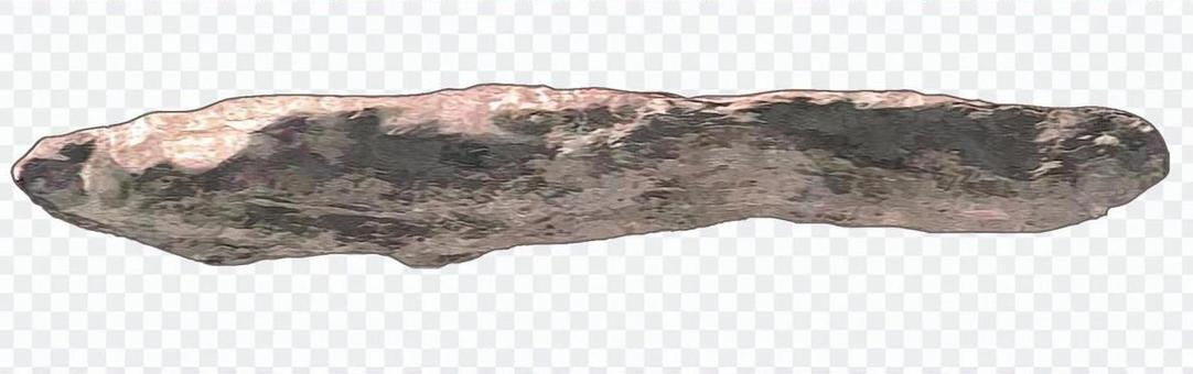 星際物體,巨型小行星,Oumuamua