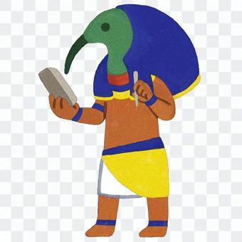 Egyptian myth · Toto