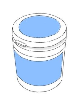 瓶口香糖3(彩色)