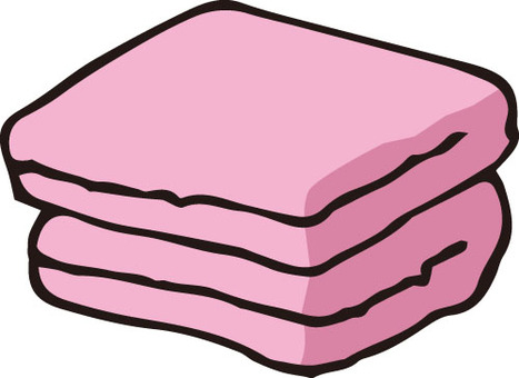Towel (pink)