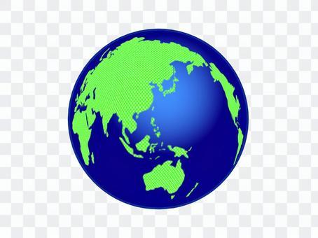 地球 地図 世界 グローバル 世界地図