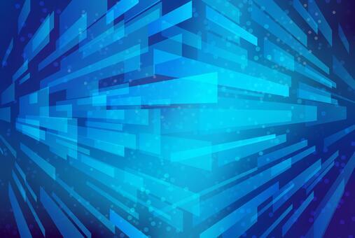 光 - 空間藍色的混合物
