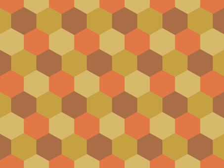 六角形_カラフル_4
