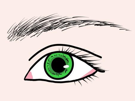 Colorcon green