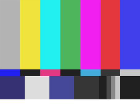 電視般的人在半夜