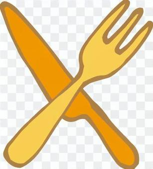 Cutlery (Honka Knife Fork)