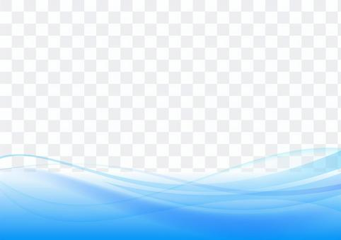 Background Wave Material 33