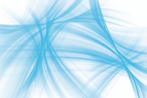 波線藝術淺藍色背景壁紙