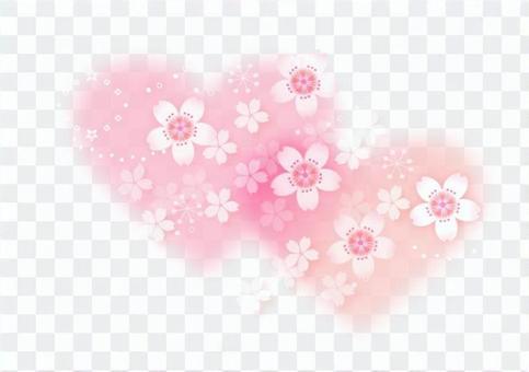 櫻花的插圖