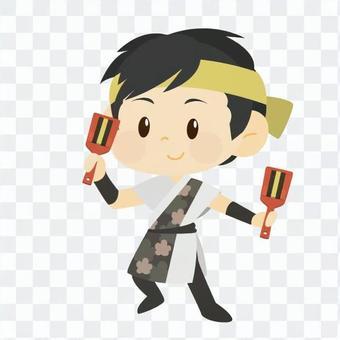 Yosakoi Naruko Dance 7