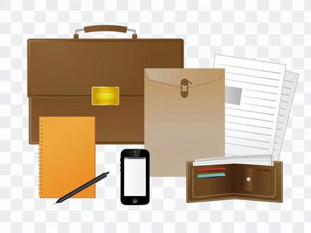 商務包和各種