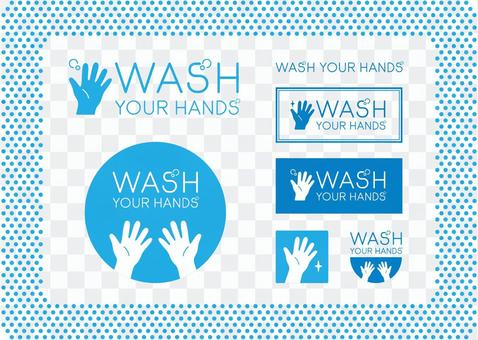 洗手液圖標(1)免費字體