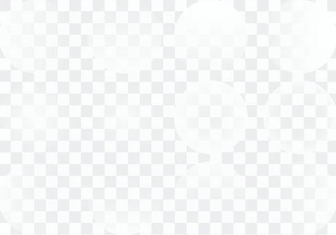 不透明マスクフレームセット白シンプル背景