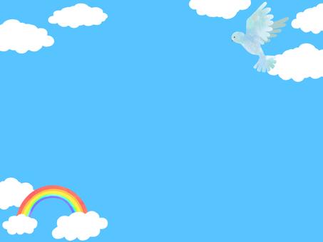 哈托和彩虹