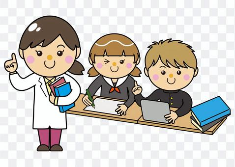 學生12_04(男女平板電腦和老師)