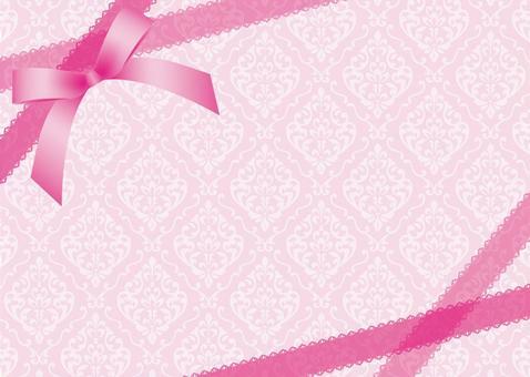 Elegant background pink