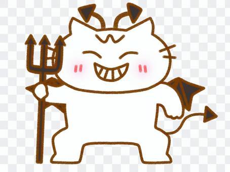 魔鬼的白貓3