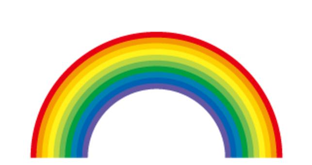 Rainbow arch _ 1