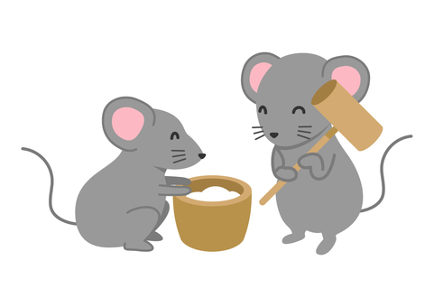 粘鼠2(笑)