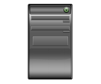 Personal computer (desktop main unit)
