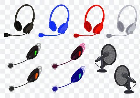 耳機麥克風遙控器