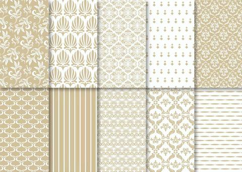 Pattern set 047 Antique