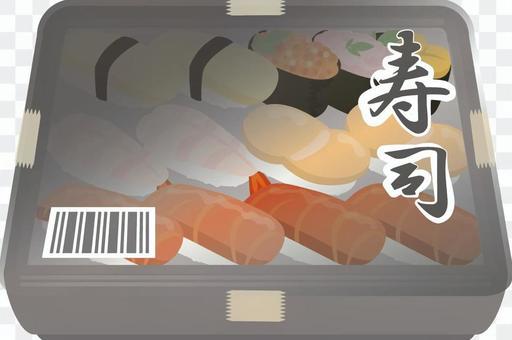 寿司折詰パック