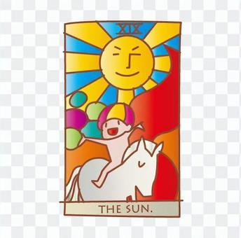 塔羅牌太陽
