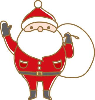 聖誕材料23聖誕老人