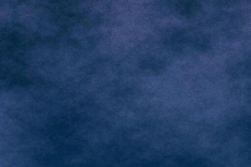 水彩的深藍色紋理背景