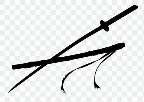劍與鞘的輪廓