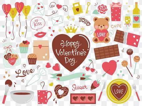 Loose Valentine's Set 01