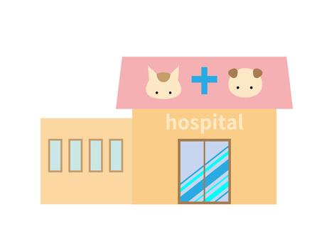 醫院插圖(動物 2)