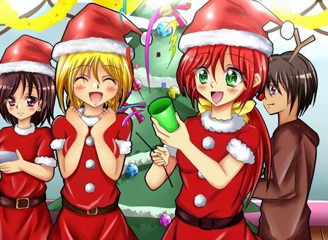 圣诞派对! !