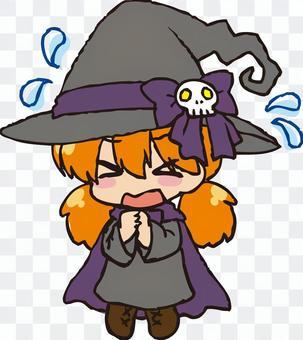 女巫(小孩)(要求)