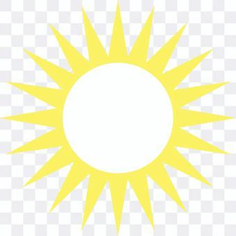 簡單的太陽
