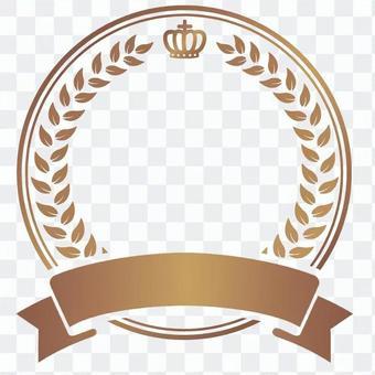 Brown's medal