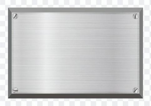 金屬金屬框