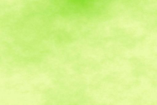 もや 水彩風 テクスチャ グリーン 背景