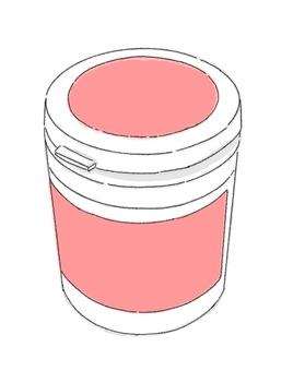瓶口香糖2(彩色)