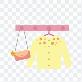 Clothes rack 3